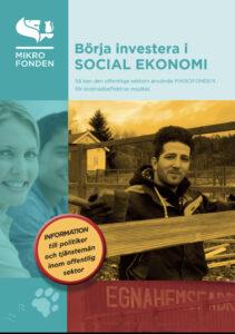 Börja investera i social ekonomi